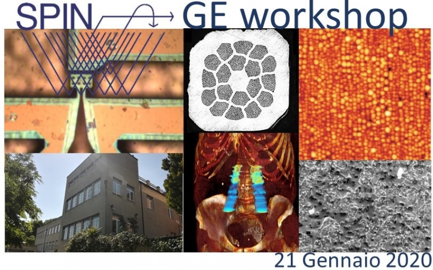 SPIN-GE Workshop 2020