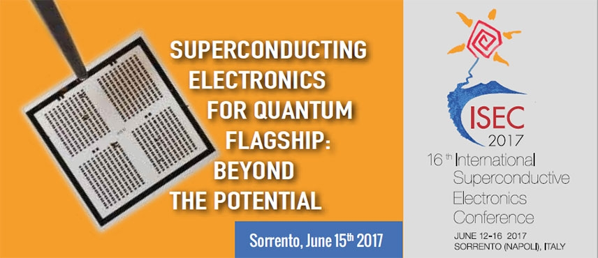 Superconducting Electronics for Quantum Flagship: Beyond the Potential
